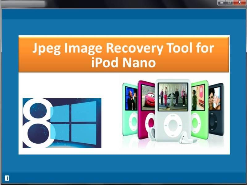 Jpeg Image Recovery Tool for iPod Nano 4.0.0.32