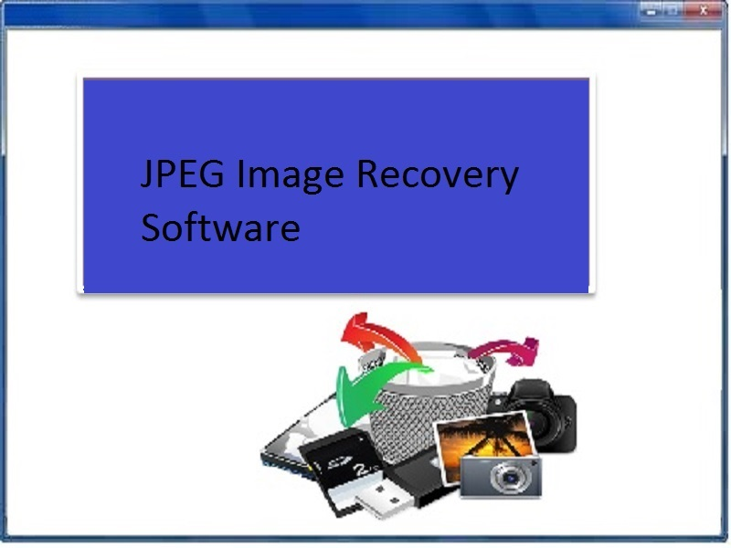 Software to recover JPEG image on windows PC
